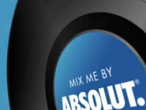 MIX ME BY ABSOLUT